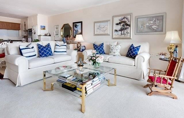 Apartment Lounge Living Room - Free photo on Pixabay (753223)