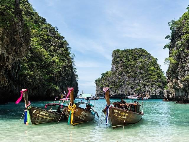 Thailand Phuket Koh Phi Island - Free photo on Pixabay (753277)