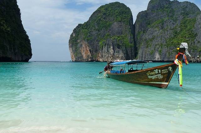 Thailand Koh Phi - Free photo on Pixabay (753278)