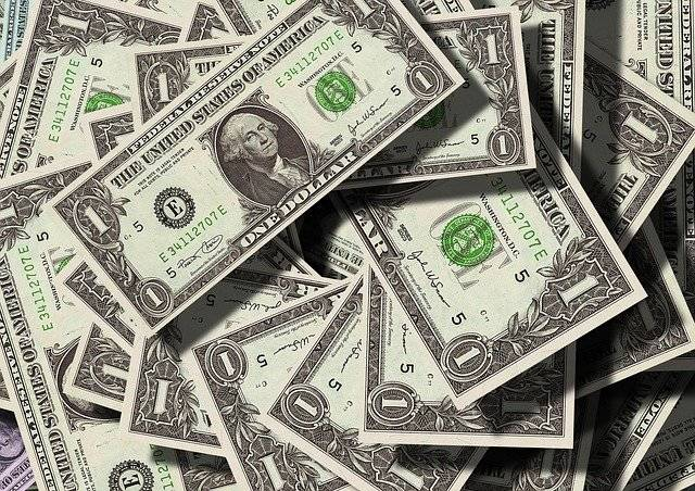 Dollar Currency Money - Free photo on Pixabay (753372)