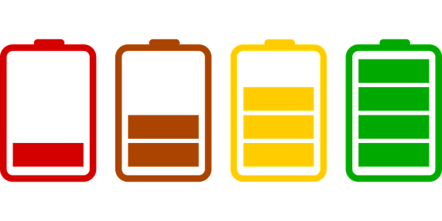 Batteries Loading Icons - Free vector graphic on Pixabay (753454)