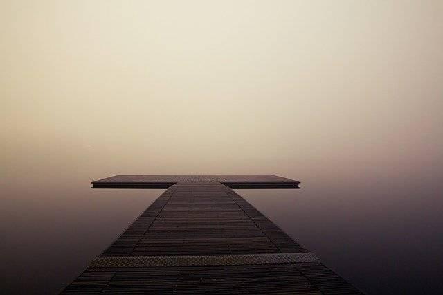 Pier Wooden Lake - Free photo on Pixabay (753752)