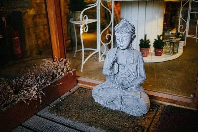 Buddha Statue Religion - Free photo on Pixabay (753758)