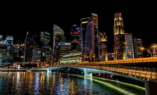 Singapore City Urban - Free photo on Pixabay (753840)