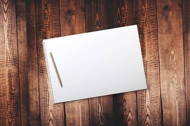 Table Wood Notepad - Free photo on Pixabay (753855)