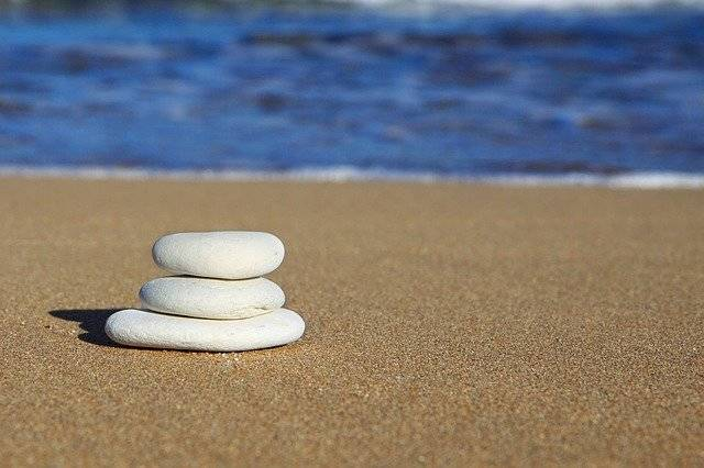 Beach Rocks Balance - Free photo on Pixabay (753898)