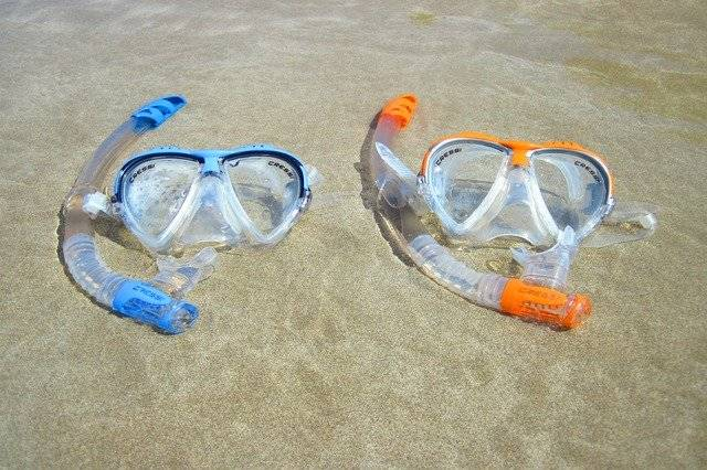 Beach Diving Equipment - Free photo on Pixabay (753904)