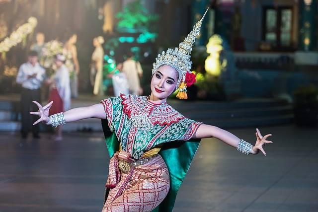 Dancer Asia Art - Free photo on Pixabay (754043)