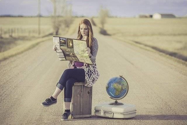 Globe Trotter Traveller - Free photo on Pixabay (754048)