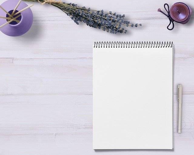 Notepad Table Decoration - Free photo on Pixabay (754064)