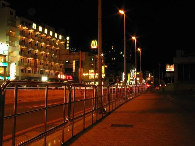 Taiwan Night Road - Free photo on Pixabay (754073)