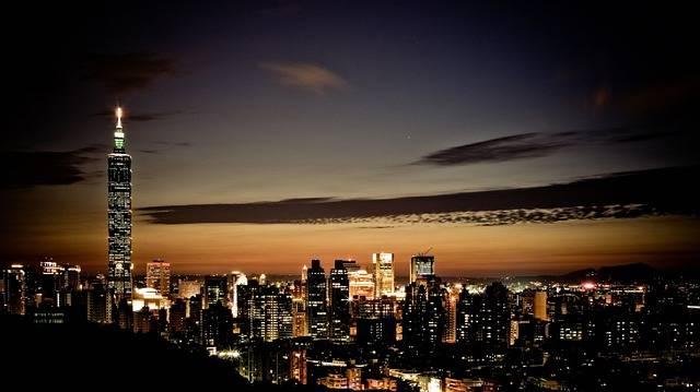 Cityscape Sunset Urban - Free photo on Pixabay (754077)