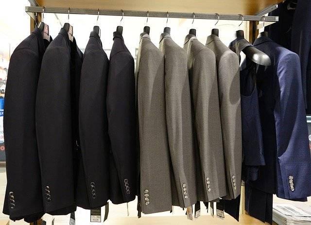 Suit Dress Up Menswear - Free photo on Pixabay (754152)