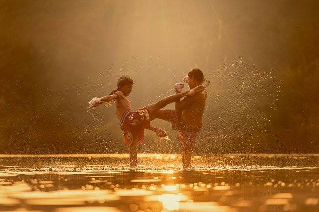 Children River Attack Martial - Free photo on Pixabay (754420)
