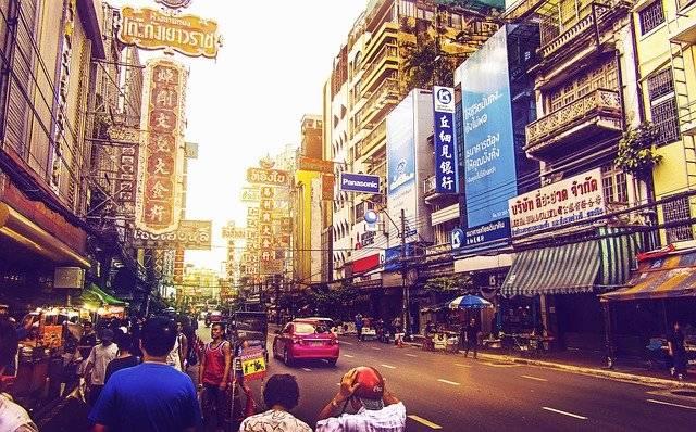 Bangkok Street Thailand - Free photo on Pixabay (754421)