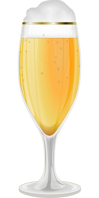 Beer Glass Champagne Flute - Free vector graphic on Pixabay (754432)