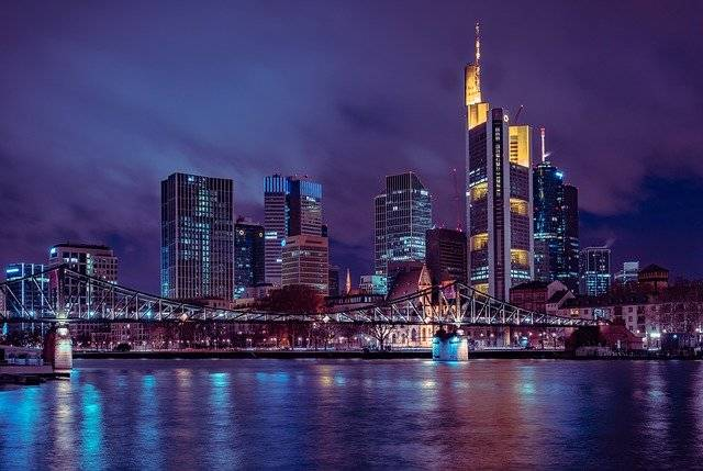 Frankfurt City Skyline - Free photo on Pixabay (754433)
