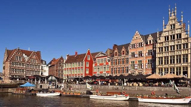 Belgium Water Architecture - Free photo on Pixabay (754445)
