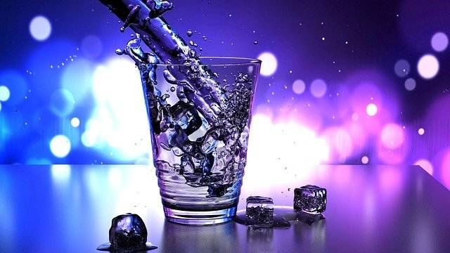 Water Glass Ice - Free photo on Pixabay (754448)