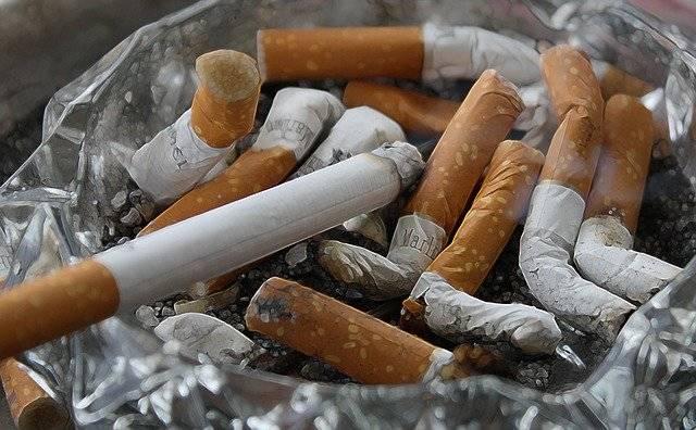 Cigarettes Ash Tilt - Free photo on Pixabay (754678)