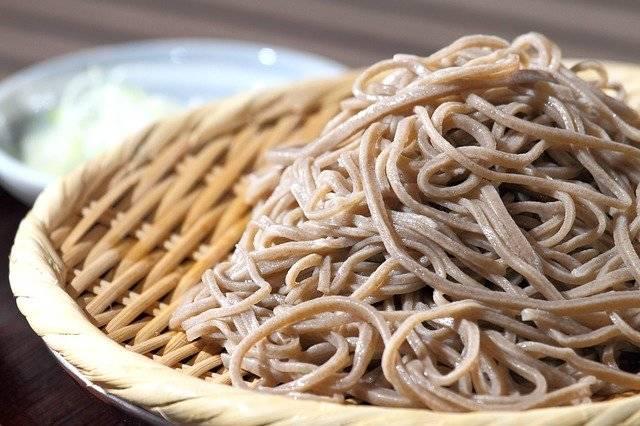 Soba Noodles Near Buckwheat - Free photo on Pixabay (754684)