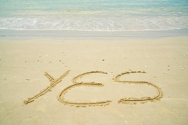 Yes Summer Write - Free photo on Pixabay (754741)