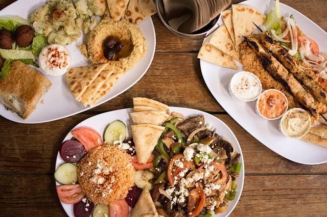 Authentic Greek Food Hummus - Free photo on Pixabay (754749)