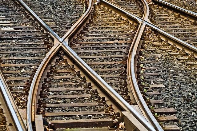 Rails Soft Gleise - Free photo on Pixabay (754769)