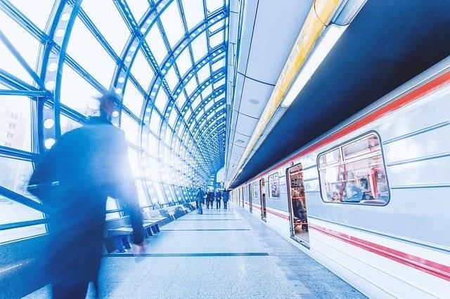 City People Underground - Free photo on Pixabay (754826)