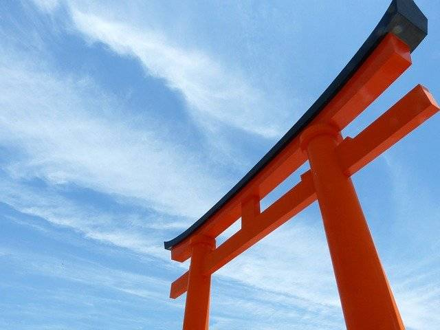 Torii Kyoto Japan - Free photo on Pixabay (755046)