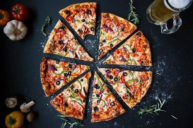 Pizza Food Italian - Free photo on Pixabay (755127)