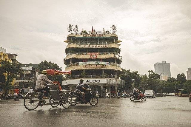 Street Hanoi Vietnam - Free photo on Pixabay (755187)