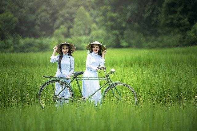Bicycle Woman Green - Free photo on Pixabay (755377)