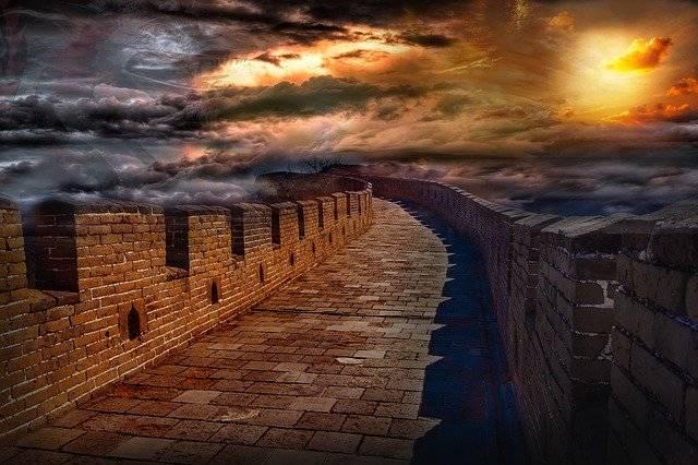 Wall China Architecture - Free photo on Pixabay (755415)