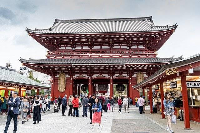 Sensoji Asakusa Tokyo - Free photo on Pixabay (755552)