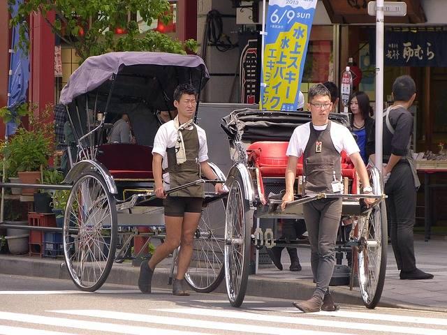 Japan Tokyo Asakusa - Free photo on Pixabay (755553)