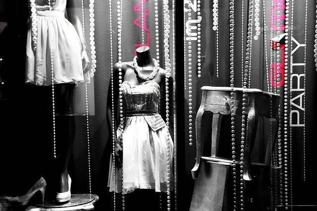 Doll Window Fashion Display - Free photo on Pixabay (755591)