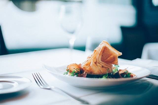 Dish Restaurant Dining - Free photo on Pixabay (755604)