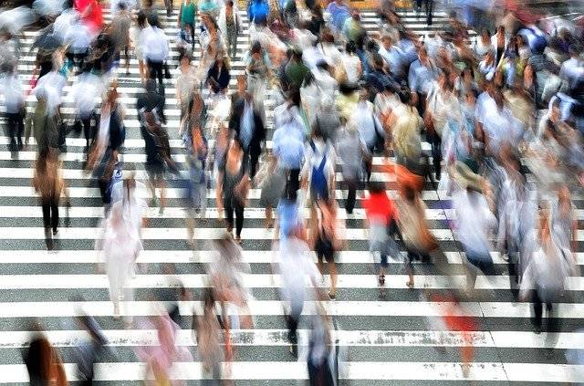 Pedestrians People Busy - Free photo on Pixabay (755697)
