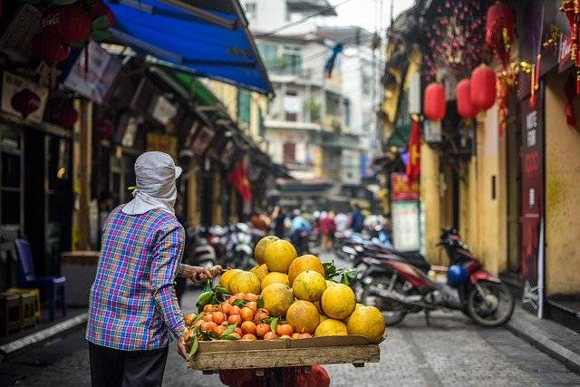 Hanoi Vietnam Old - Free photo on Pixabay (755712)