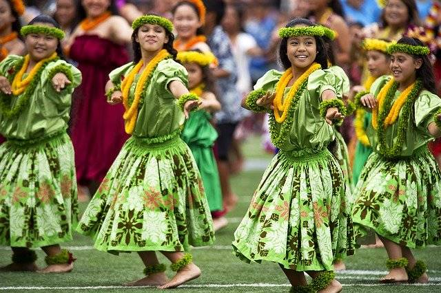 Hawaiian Hula Dancers Aloha - Free photo on Pixabay (755740)