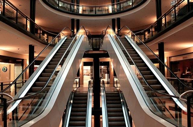 Escalator Stairs Metal Segments - Free photo on Pixabay (755795)