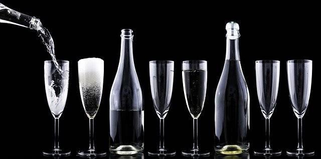 Champagner Toasting New Year'S Eve - Free photo on Pixabay (755909)