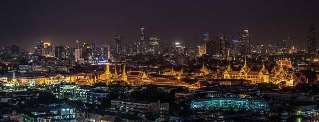 Grand Palace Bangkok Temple - Free photo on Pixabay (755925)