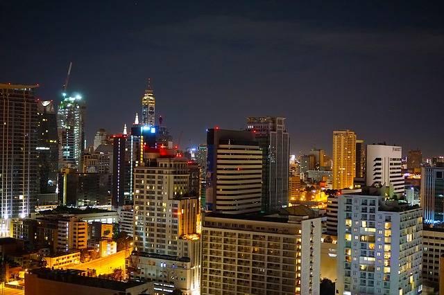 City Night Bangkok - Free photo on Pixabay (755934)
