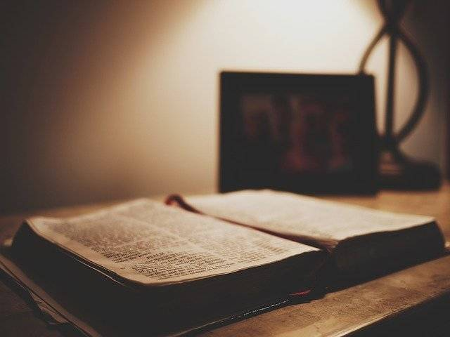 Book Bible Scripture Open - Free photo on Pixabay (756197)