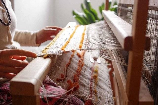 Loom Weaving Thread - Free photo on Pixabay (756283)