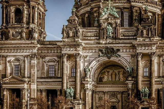 Berlin Cathedral Building - Free photo on Pixabay (756383)