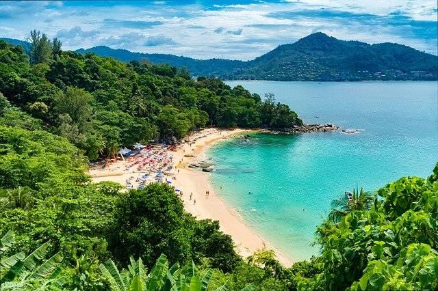 Beach People Tropical - Free photo on Pixabay (756491)