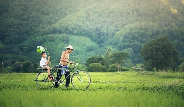Bicycle Cambodia Outside - Free photo on Pixabay (756538)